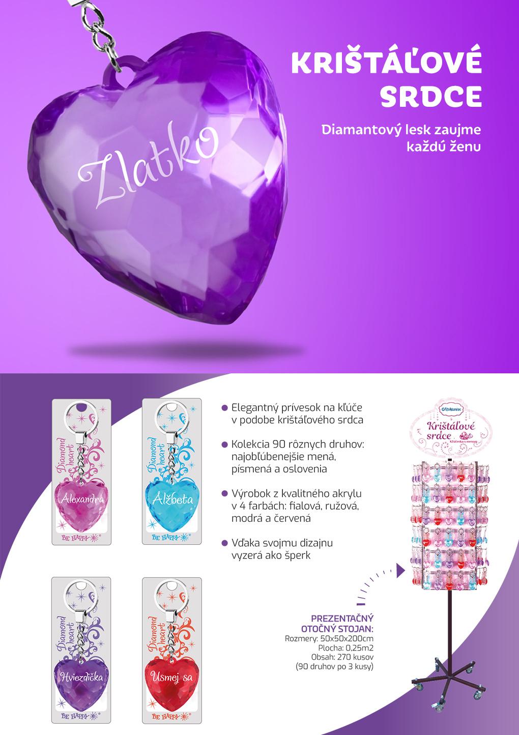 Diamantove Srdce